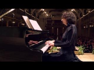874 J. S. Bach - Prelude and Fugue in D major, BWV 874 [Das Wohltemperierte Klavier 2 N. 5] - Dina Ugorskaja