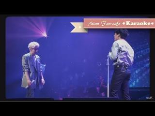 [КАРАОКЕ] Kim Sung Kyu (Infinite) - Don't move рус. саб./ рус. суб [mv; rus_karaoke; rom; translation]