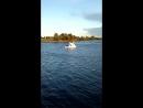 лодочка - лебедь