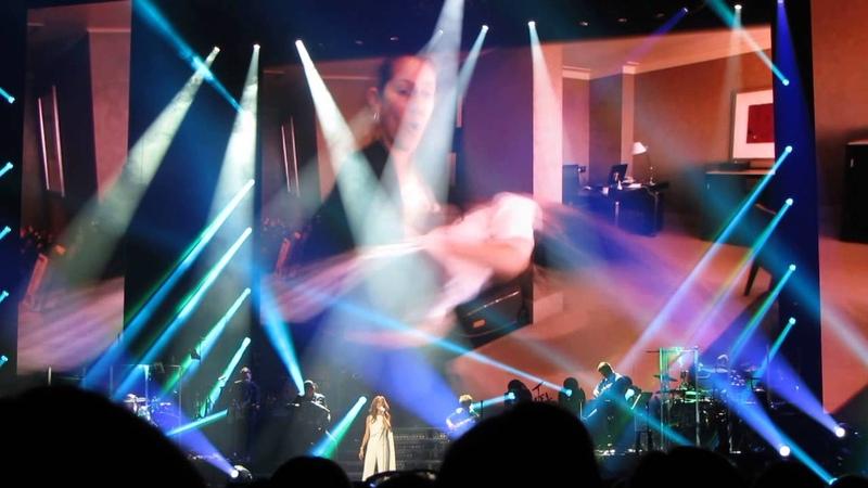 Celine Dion - La mer et l'enfant (Anvers/Antwerp, November 22nd, 2013)