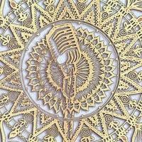 Логотип Этно~Music / Центр Международной Этники