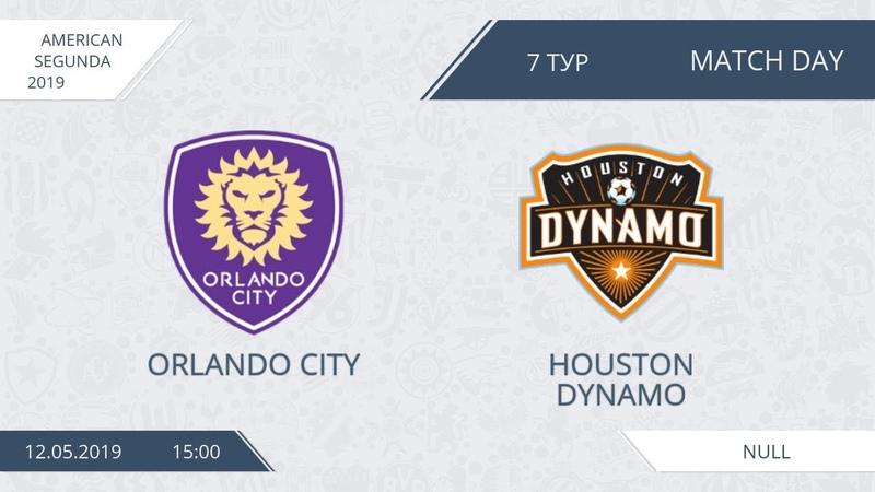 AFL19 America Segunda Day 7 Orlando City Houston Dynamo