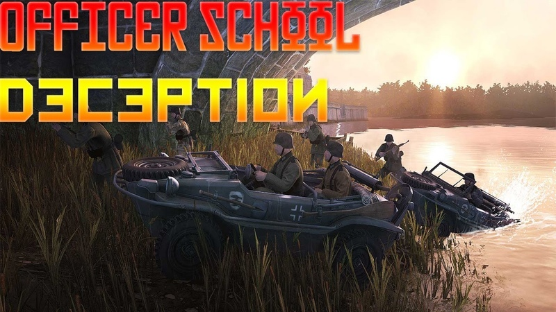 Hearts of Iron 4 Officer School 1 - Deception and Tricking the Enemy (hoi4 tutorial guide)