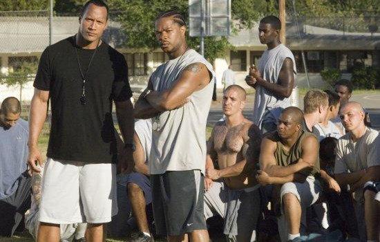 Второй шанс Gridiron Gang 2006 трейлер