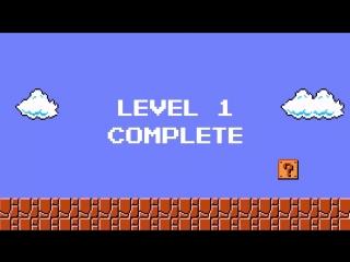 Лига Чемпионов в Лужниках: Level 1 complete