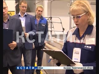 Битва мастеров прошла в Нижнем Новгороде