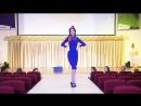Модель Кристина - ABSOLUTE GRAND PRIX YOUNG advertising model