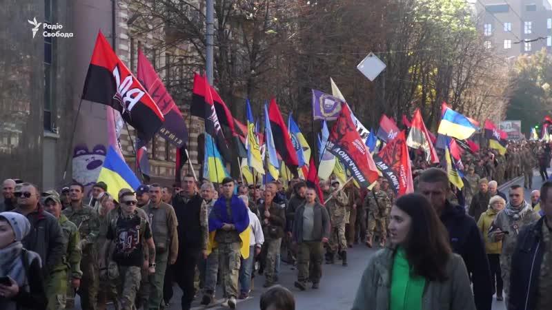 Українська добровольча армія виводить бойові підрозділи з лінії розмежування