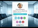 Как создать свою уникальную онлайн визитку с помощью сервиса mylines