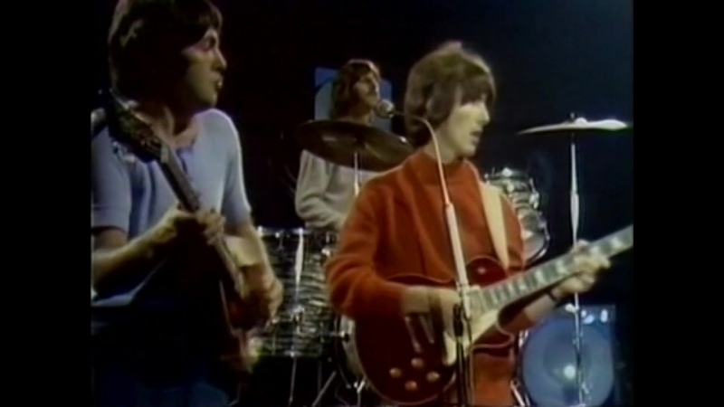 The Beatles – Revolution (04.009.1968) Original Promotional Video (Unedited) Take 2