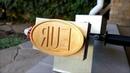 Маркировка поддонов клеймом EUR