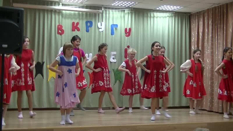 Танец Рассея_3 отряд