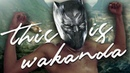 "Black Panther - This Is Wakanda (Childish Gambino ""This Is America"" Parody)"