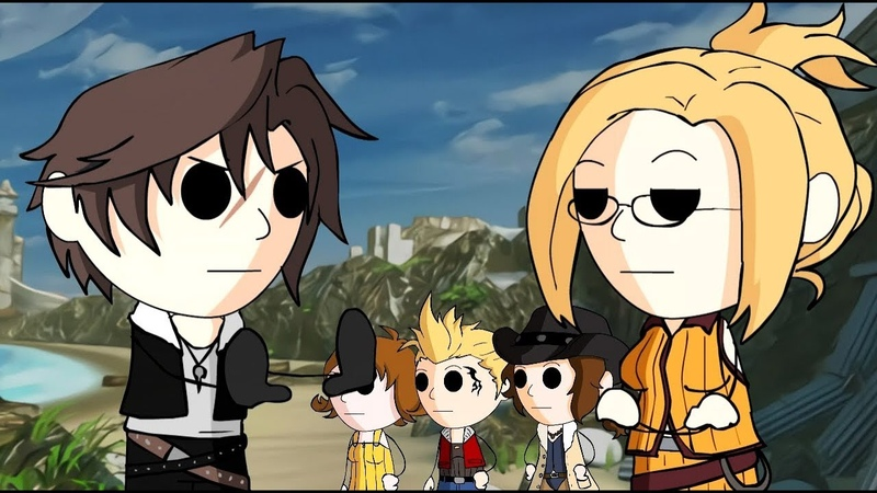 Final Fantasy VIII In a Nutshell! (Animated Parody)