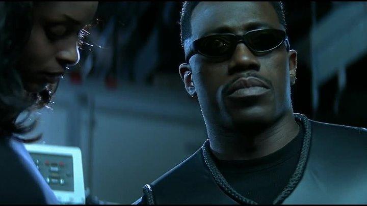 Блэйд / Blade (1998) HD