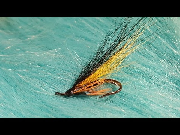 Tying a Munro Killer with Martyn White (Atlantic salmon fly)