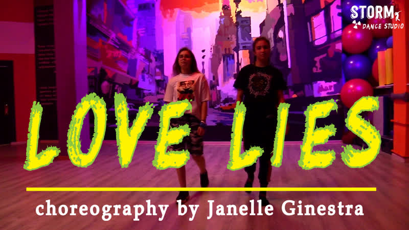 ALENA T. LIL'ROY | Khalid, Normani - Love Lies | DANCE COVER | Choreography by Janelle Ginestra