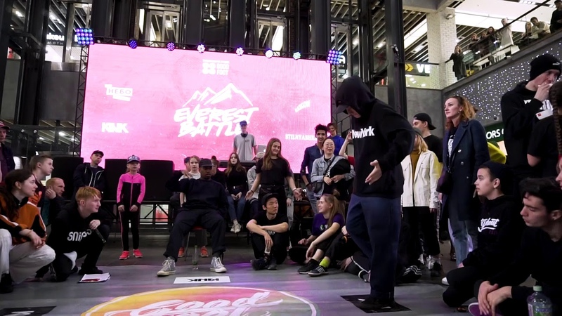 Everest battle 2.0.1.9   Hip-Hop PRO   Semi-Final   Banji vs ENZO (win)