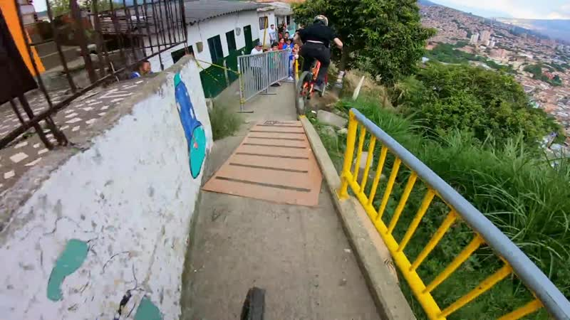 MTB Downhill Challenge