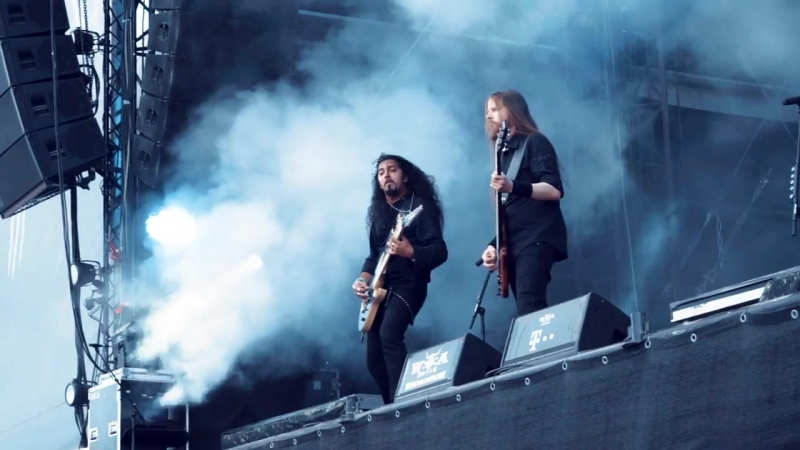 Wintersun The Band from the Land of Snow and Sorrow