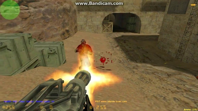 Counter Strike 1 6 Zombie Mod ammo pack