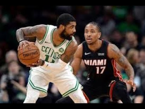 Boston Celtics vs Miami Heat NBA Full Highlights (22nd January 2019)