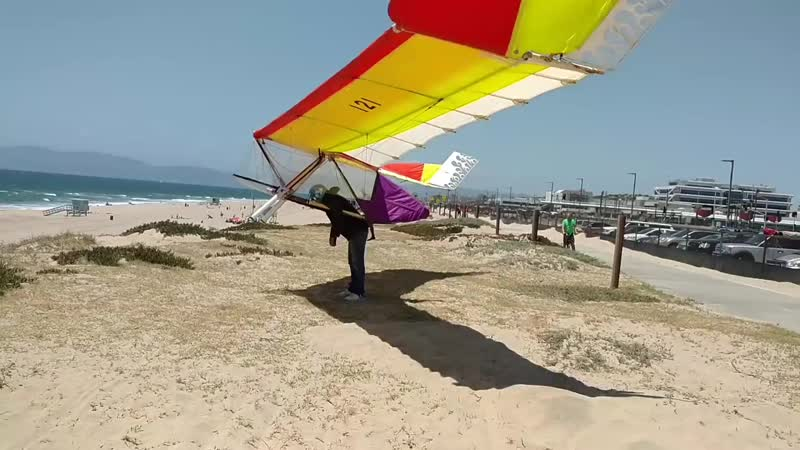 Otto Lilienthal Day 2016 at Dockweiler Beach