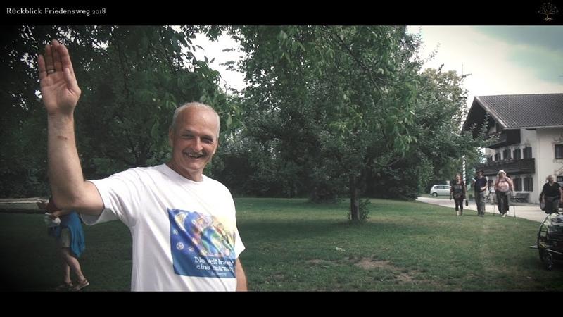 Eine kleine Rückschau auf den Friedensweg 2018 - blaupause.tv