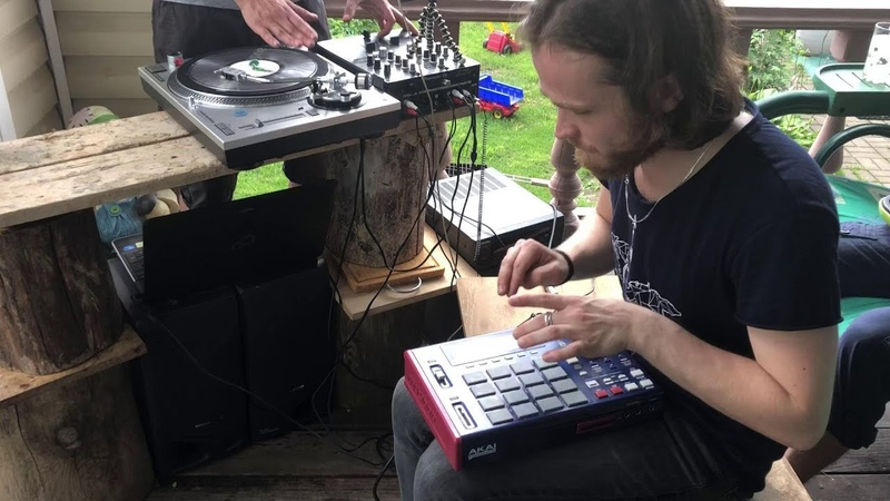 Backyard triphop jam2
