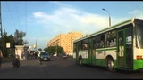 Ikarus 415, 435, 280, 256 at 24 hours in Moscow 2013