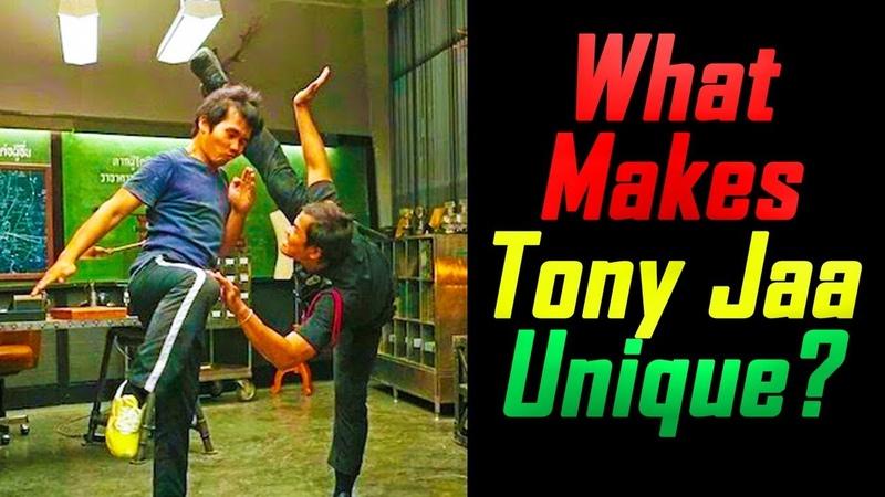 This is why Tony Jaa is Extraordinary