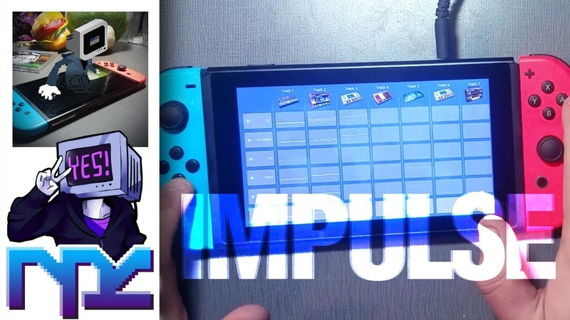 NPC - Impulse (Korg Gadget - Nintendo Switch)