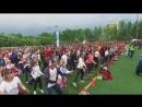РЕКОРДВПАРКЕ - Самая массовая городская тренировка мира в Парке спорта А.Смертина (г.Барнаул)