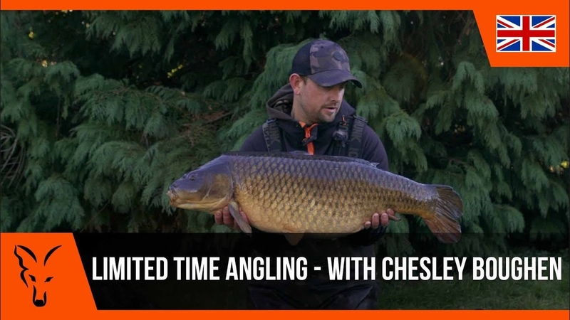 ***CARP FISHING TV*** Limited Time Angling with Chesley Boughen