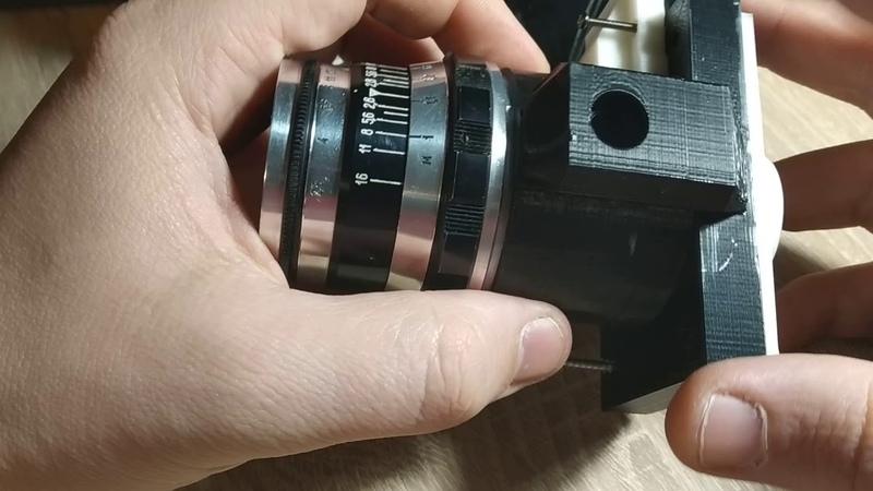 Цифровой микроскоп из Logitech c270