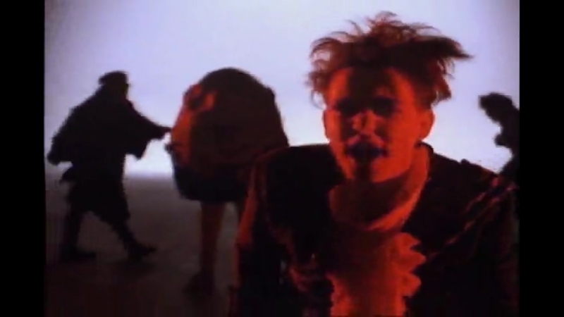 The Cure - Why Cant I Be You