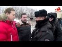 Полиции не удалось сорвать народный сход жителей района Нагатинский затон в Москве