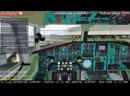 Ту-144Д Выходим на сверхзвук! Перелет через лужу! Париж Нью-Йорк