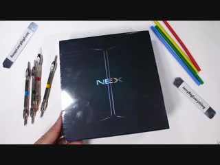 Vivo Nex Dual Screen - Triple Camera - Durability Test.mp4