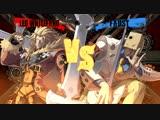 Akanai(Leo) vs Nkey(Faust) GuiltyGearXrd