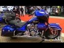 2018 Indian Roadmaster Elite Walkaround 2018 Montreal Motorcycle Show