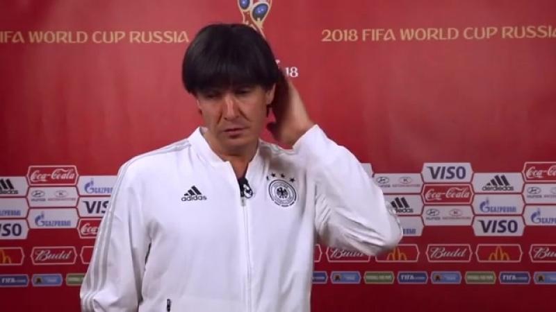 Юмор - Humor | Йоги Лёв тренер сборной германии по футболу | Jogi Löw - Fußball - Deutschland - эпизод 2