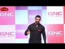 UNCUT - John Abraham Announced Official Brand Ambassador For Wellness Brand GNC_001.mp4