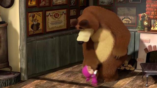 Маша и Медведь Зазаи Чайтонги на ингушском