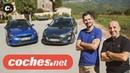 Ford Focus vs Kia Ceed 2018 Prueba comparativa Test Review en español