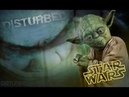 Yoda from Star Wars gets Down With The Sickness (Disturbed)