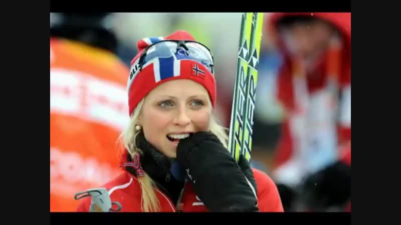 Стихотворение про допинг, обнаруженный у норвежской лыжницы !.mp4