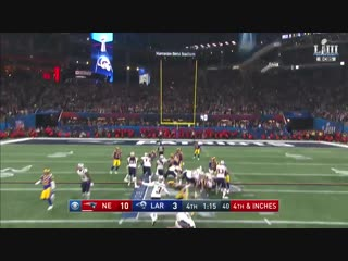 Gostkowski all but seals the deal for New England in SBLIII