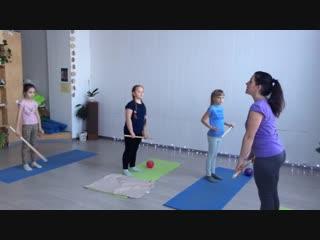 ☝ Приглашаем ваших детей на оздоровительную физкультуру под руководством опытнейшего инструктора!