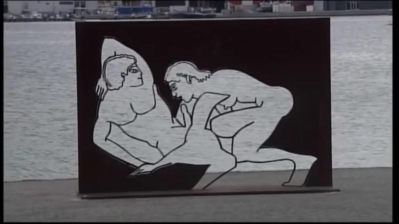 Las esculturas sexuales de Miró toman Valencia